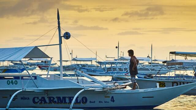 夏休みにセブ島に旅行はおすすめ出来ない理由【雨季と台風】