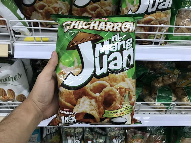 Chicharron Ni Mang Juan