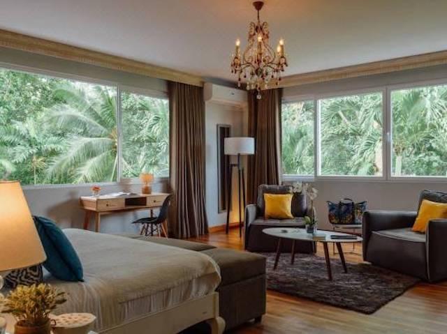 Villa Empress Cebu【セブ島のヴィラ】