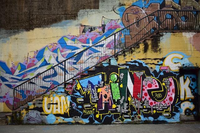 セブ島のグラフティのローカルアーティスト8選【ストリートアート】