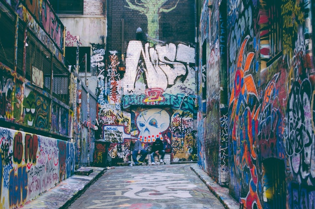 セブ島のグラフティのローカルアーティスト紹介【ストリートアート】