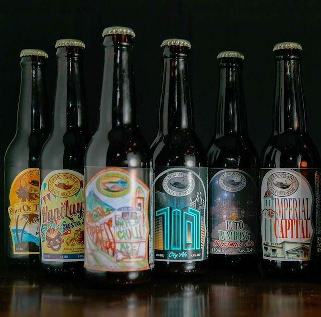 Great Islands Craft Brewery