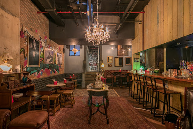 Hotel Bar at Pink's