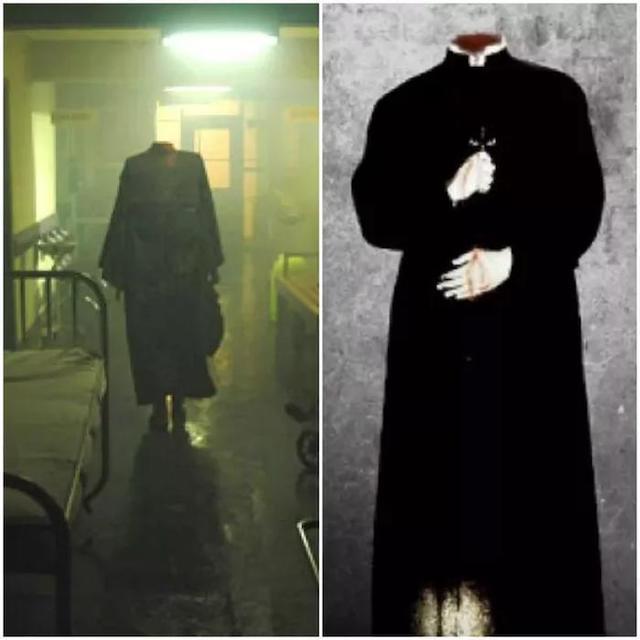 The Headless Priest