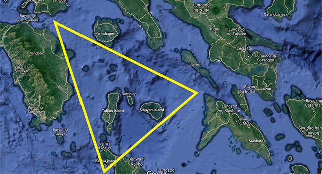 The Romblon Triangle