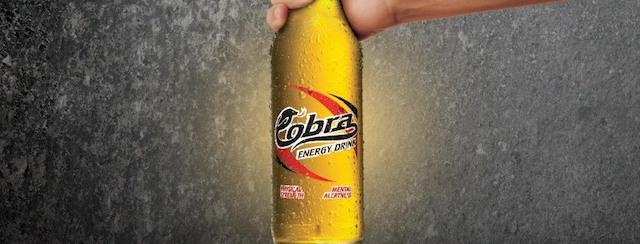 Cobra Energy Drink【徹底比較】フィリピンの鉄板エナジードリンク4選【疲労を軽減】