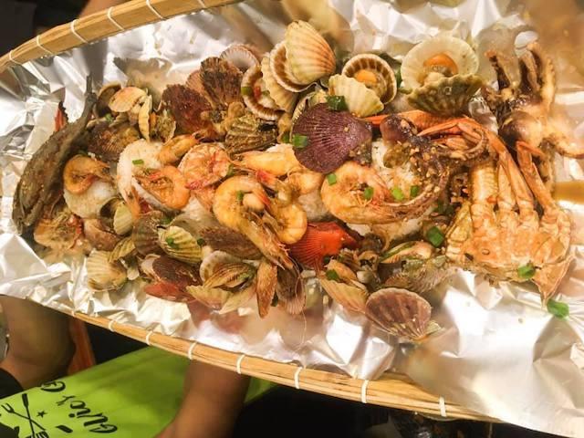 Fungo Food Bazaar