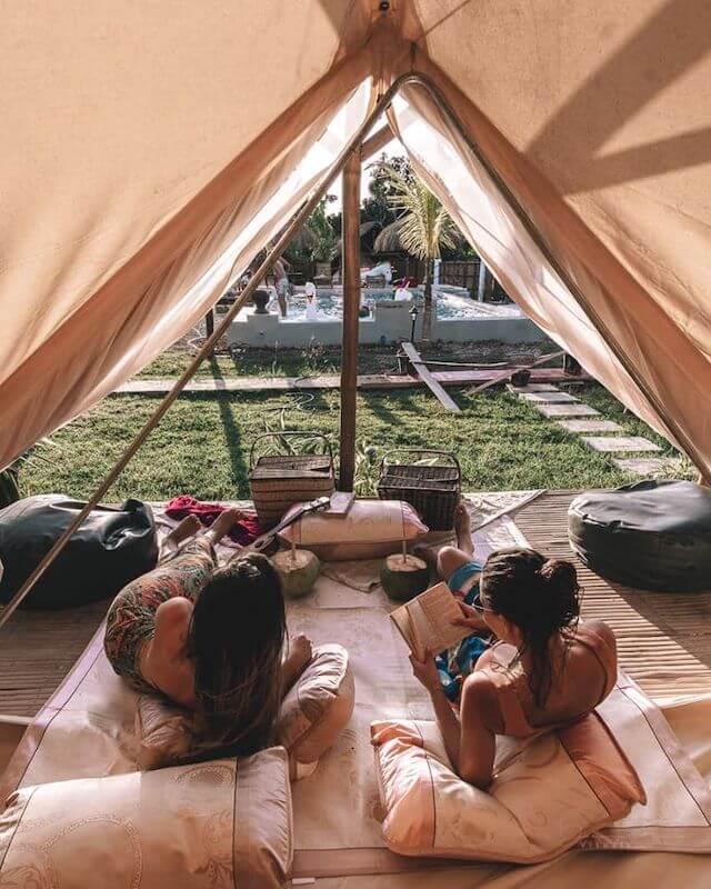 フィリピンのグランピングおすすめ10選【気軽に贅沢キャンプ】