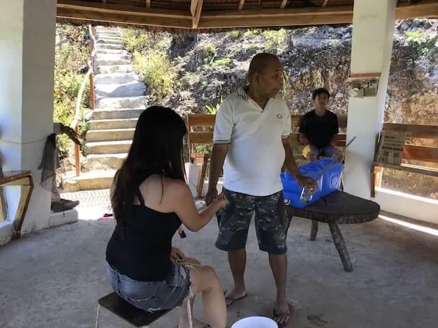 フィリピン魔女が行う黒魔術『ボロボロ』は効くのか【シキホール島】