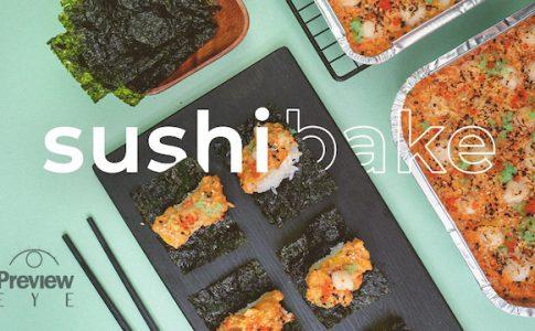 【寿司ベイクって何!?】フィリピンで大流行中のベイクド寿司