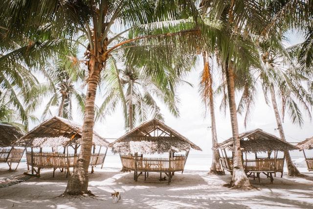 パンダノン島の楽しみ方や施設を徹底解説【天国に一番近い島】