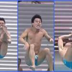 水泳・飛び込み0点を連続で叩き出す【 フィリピン人選手がSNSで話題】