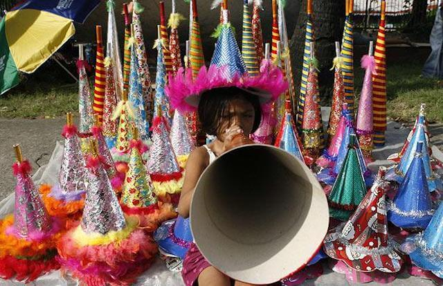 【フィリピンの楽器・トロトット】年越しに吹かれるラッパの正体とは