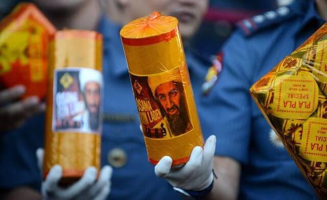 フィリピンの爆竹6選まとめ【危険でヤバすぎて爆竹で死人多数】